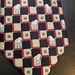Peanuts Men's Tie